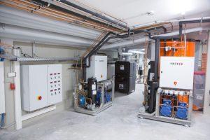 Metzgerei Packlhof Kälte und Klimaverbundanlage